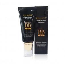 ББ крем №21 (молочный беж) SPF50+ 50мл / Complete cover BB cream #21 (Latte beige)