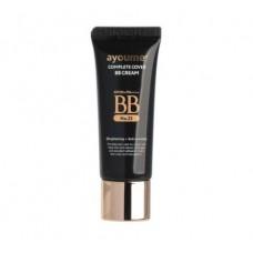 ББ крем №23 (натуральный беж) SPF50+ 20мл / Complete cover BB cream #23 (cappuccino beige)