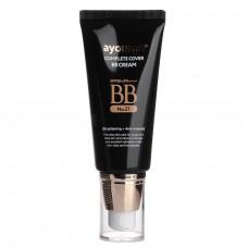 ББ крем №27 (карамельный беж) SPF50+ 50мл / Complete cover BB cream #27 (Espresso Beige)