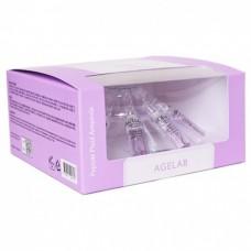 Высококонцентрированная омолаживающая ампульная сыворотка / AGELAB Peptide Fluid Ampoule 2ml*10ea