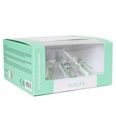 Высококонцентрированная ампульная сыворотка для проблемнной кожи / AGELAB Purifying Fluid Ampoule 2ml*10ea