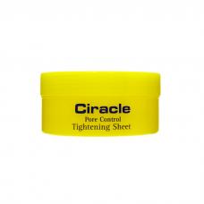 Ciracle Pore Control Tightening Sheet / Очищающие салфетки для сужения пор