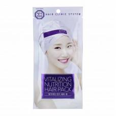 Восстанавливающая маска-шапка для волос / Vitalizing nutrition Hair Pack with hair cap 35g*12ea