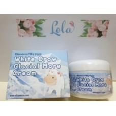 Крем для лица воздушный / White crow glacial more cream 100g