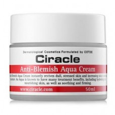 Увлажняющий крем для проблемной кожи 50мл / Ciracle Anti Blemish Aqua Cream 50ml
