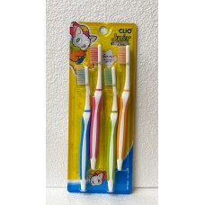 CLIO New Junior Набор детских зубных щёток