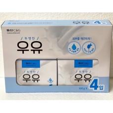 CLIO Milk soap Мыло туалетное молочное