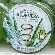 Гель с экстрактом алоэ / ALOE VERA 100% soothing gel 300ml