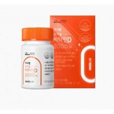 МЕ Chewable Vitimin D 2000IU / Жевательный витамин D 2000 (500мг * 60 таблеток)