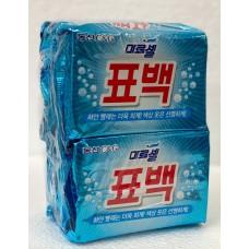 CLIO Bleaching soap мыло хозяйственное отбеливающее для стирки (4шт*205гр)