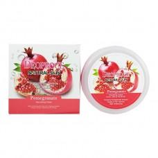 Питательный крем для лица и тела с экстрактом граната / Deoproce Natural Skin Pomegranate Nourishing Cream 100g