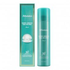 JMsolution Luminous Pearl Sun Spray 180ml / Солнцезащитный спрей с жемчугом