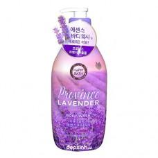 HAPPY BATH Provence Lavender Body Wash 900g / Гель для души с ароматом лаванды