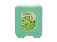 Daeju Bubble Очищающее средство для овощей, фруктов, посуды 18 литров