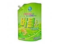 Daeju Bubble Очищающее средство для овощей, фруктов, посуды 1,2 литра