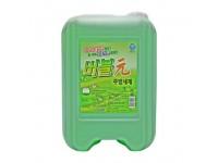 Daeju Bubble Очищающее средство для овощей, фруктов, посуды 14 литров