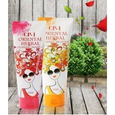 Парфюмированная маска для волос с экстрактами восточных трав 250мл / CP-1 Oriental Herbal Cleansing treatment