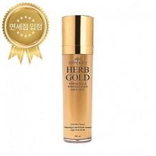 Deoproce Estheroce Herb Gold Whitening And Wrinkle Care Emulsion 135ml / Анти возрастное молочко на золоте 99.9%