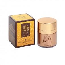 Deoproce Estheroce Herb Gold Whitening And Wrinkle Care Cream 50ml / Анти возрастной крем на золоте 99.9%