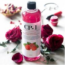 Кондиционер-ополаскиватель для волос на основе малинового уксуса 500мл / CP-1 Raspberry Treatment Vinegar