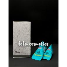 Маска для волос с экстрактом мяты / [PUREDERM] Scalp Cooling Hair Mask Pack - Peppermint 20g*12