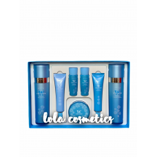 Набор осветляющих средств с коллагеном / [ENOUGH] W Collagen Whitening Premium Skin Care 5Set