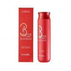 Восстанавливающий профессиональный шампунь с керамидами / [MASIL] 3 Salon Hair CMC Shampoo 300ml
