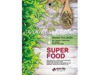 Набор тканевых масок для лица c экстрактом зеленого чая EYENLIP super food green tea mask x 10 ea