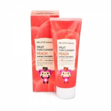 Пенка для умывания Персик 150мл/ Fashiony Fruit Foam Cleanser - PEACH 150ml