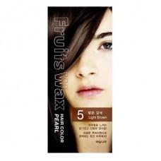 Kwailnara Fruits Wax Hair Color Pearl / Краска для волос