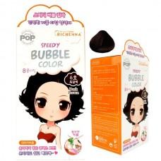Richenna Speedy Bubble Color / Воздушная крем-краска для волос быстрого действия