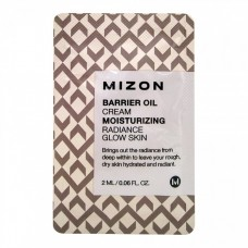 MIZON Barrier Oil Cream 2ml (Pouch) / Увлажняющий крем для лица на основе масла оливы