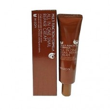 MIZON All In One Snail Repair Cream (Tube) 35ml / Антивозрастной крем для лица с муцином улитки