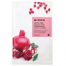 MIZON Joyful Time Essence Mask - Pomegranate / Тканевая маска для лица с экстрактом граната