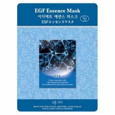 Маска тканевая с EGF  1шт/ MJ Care EGF Essence Mask
