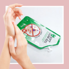 Антибактериальный гель для рук / MJ Care Hand Soft Clean Gel 50ml