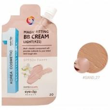 ББ-крем #27_SPF50+ 20мл / Magic fitting BB cream dark #27_20ml